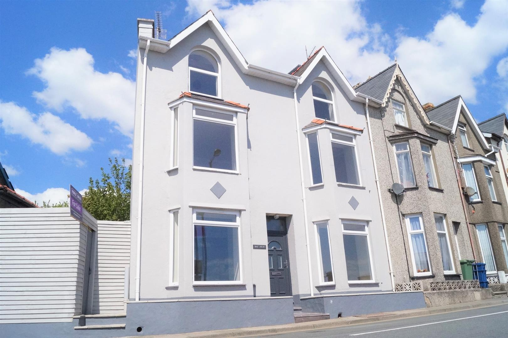 Bay View Terrace, Pwllheli